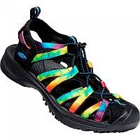 [해외]KEEN Whisper Sandals 4138009990 Original Tie Dye