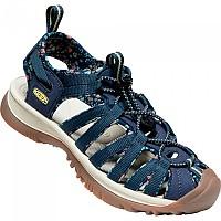 [해외]KEEN Whisper Sandals 4138009991 Navy / Birch