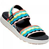 [해외]KEEN Elle Backstrap Sandals 4138010002 Black / Peach Pearl