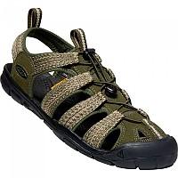 [해외]KEEN Clearwater CNX Sandals 4137522068 Forest Night / Black
