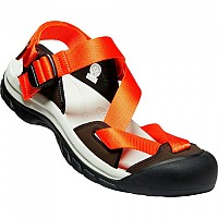 [해외]KEEN Zerraport II Sandals 4138010011 Safety Orange / Dark Brown