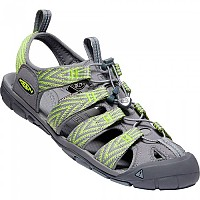 [해외]KEEN Clearwater Cnx Sandals 4138010016 Steel Grey / Evening Primrose
