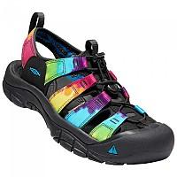 [해외]KEEN Newport Retro Sandals 4138010017 Original Tie Dye