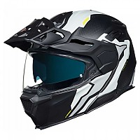[해외]넥스 X.Vilijord Light Nomade Modular Helmet 9137764726 White Matte