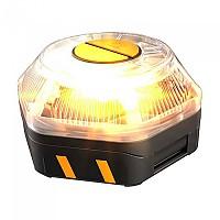[해외]KSIX Emergency Light For Cars SOS Alert 9138075569 Black / Yellow / Clear