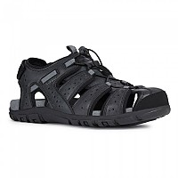 [해외]제옥스 Uomo Strada Sandals Black