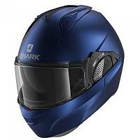 [해외]샤크 Evo GT Blank Convertible Helmet 9137807389 Blue Honda Forza Matte