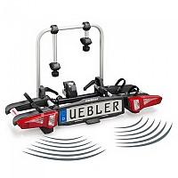 [해외]UEBLER i21 With Distance Control Bike Rack For 2 Bikes 1138083758 Black / Silver