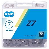 [해외]KMC Z-51 Shimano IG/HG MTB Chain 1138083499 Silver