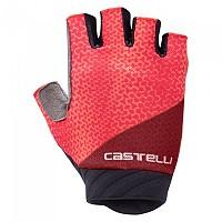 [해외]카스텔리 Roubaix Gel 2 Gloves 1137972573 Brillant Pink
