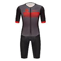 [해외]산티니 Viper Short Sleeve Trisuit 1138060362 Black