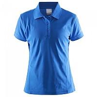 [해외]크래프트 Classic Pique Short Sleeve Polo Shirt 4138091689 Sweden Blue