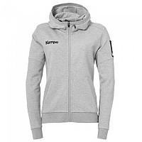[해외]켐파 Status Full Zip Sweatshirt 3137996597 Grey Melange