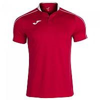 [해외]조마 Scrum Short Sleeve Polo Shirt 3137978408 Red