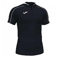 [해외]조마 Scrum Short Sleeve Polo Shirt 3137978412 Black / White