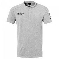 [해외]켐파 Status Short Sleeve Polo Shirt 3137996603 Grey Melange