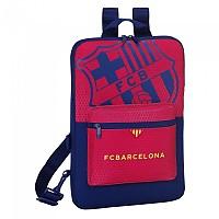 [해외]SAFTA FC Barcelona 15.6´´ Bag Red / Navy