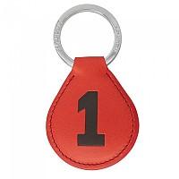 [해외]HACKETT Number One Key Ring Coral/Khaki