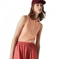 [해외]라코스테 Slim Fit Piqu? Sleeveless Polo Shirt Recifal