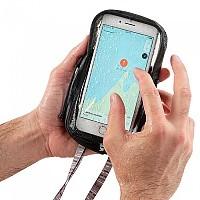 [해외]NITE IZE RunOff Waterproof Phone Case 4138098673 Grey