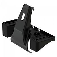 [해외]툴레 Kit Clamp 5236 Volkswagen Golf 5 Doors 20+ 1138068880 Black