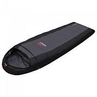 [해외]HANNAH Ranger 150 11 °C Sleeping Bag 4138101089 Dark Shadow / Anthracite