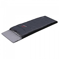 [해외]HANNAH Lodger 200 8 °C Sleeping Bag 4138101090 Dark Shadow / Anthracite