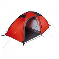 [해외]HANNAH Sett 3 Adventure Tent 4138101124 Mandarin Red