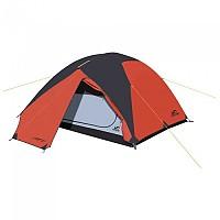 [해외]HANNAH Covert 3 WS Adventure Tent 4138101126 Mandarin Red / Dark Shadow