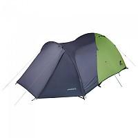 [해외]HANNAH Arrant 3 Comfort Tent 4138101127 Spring Green / Cloudy Gray