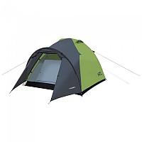 [해외]HANNAH Hover 3 Comfort Tent 4138101128 Spring Green / Cloudy Gray