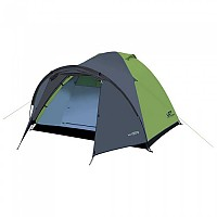 [해외]HANNAH Hover 4 Comfort Tent 4138101138 Spring Green / Cloudy Gray
