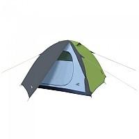 [해외]HANNAH Tycoon 4 Comfort Tent 4138101139 Spring Green / Cloudy Gray