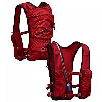 [해외]NATHAN QuickStart 6L Hydration Vest 4137996193 Red Dahlia / Black
