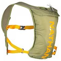 [해외]NATHAN QuickStart 3L Hydration Vest 4137996195 Aluminum / Mosstone