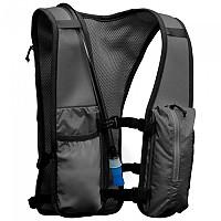 [해외]NATHAN QuickStart 3L Hydration Vest 4137996196 Castlerock / Black