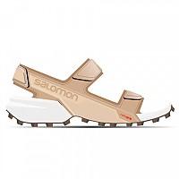 [해외]살로몬 Speedcross Sandals 4137918822 Safari / White / Bungee Cord