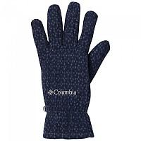 [해외]컬럼비아 Fast Trek Gloves 4137595089 Dark Nocturnal Sparkles Print