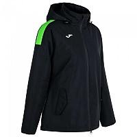[해외]조마 Trivor Jacket 3137977823 Black / Green Fluor