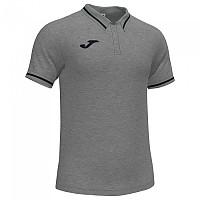 [해외]조마 Confort II Short Sleeve Polo Shirt 3137978340 Grey / Black