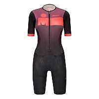 [해외]산티니 Viper Short Sleeve Trisuit 1138060363 Black