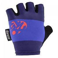 [해외]산티니 Lizzie Deignan Lovers Short Gloves 1138103148 Blue