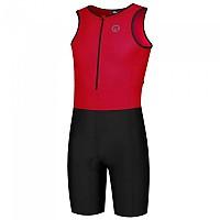 [해외]ROGELLI Florida Sleeveless Trisuit 1138105482 Black / Red