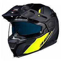 [해외]넥스 X.Vilijord Hi Viz Modular Helmet 9137764725 Neon / Grey