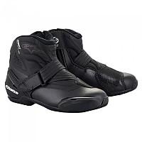 [해외]알파인스타 Stella SMX-1 R V2 Motorcycle Shoes 9137823297 Black