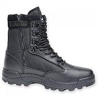 [해외]BRANDIT Tactical Zipper Hiking Boots 9138023740 Black