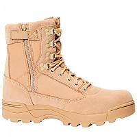 [해외]BRANDIT Tactical Zipper Hiking Boots 9138023741 Camel