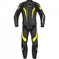 [해외]스피디 Laser Touring Suit 9137892936 Black / Fluo Yellow