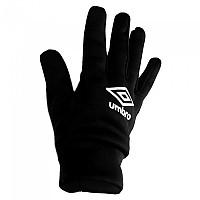[해외]엄브로 Logo Gloves 3137947450 Black / White