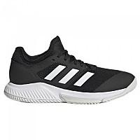 [해외]아디다스 BADMINTON Court Team Balance Shoes 3137828106 Black / White